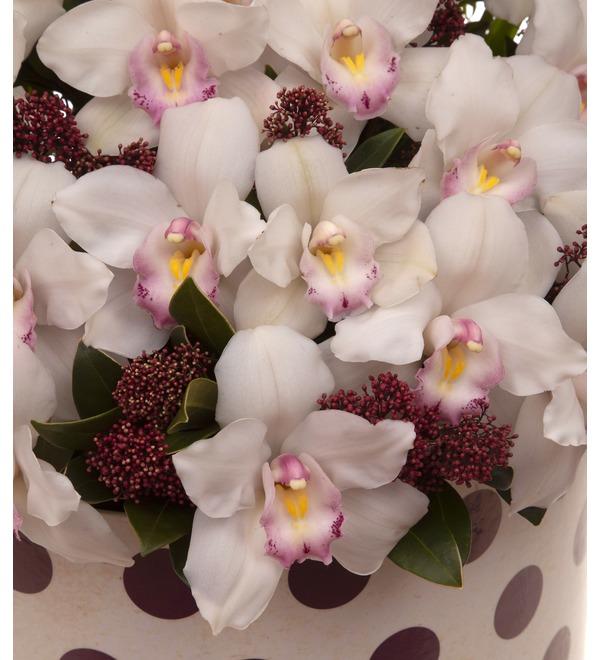 Композиция Экзотические орхидеи – фото № 2