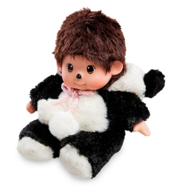 Figure the Kid in a Pandas suit – photo #2