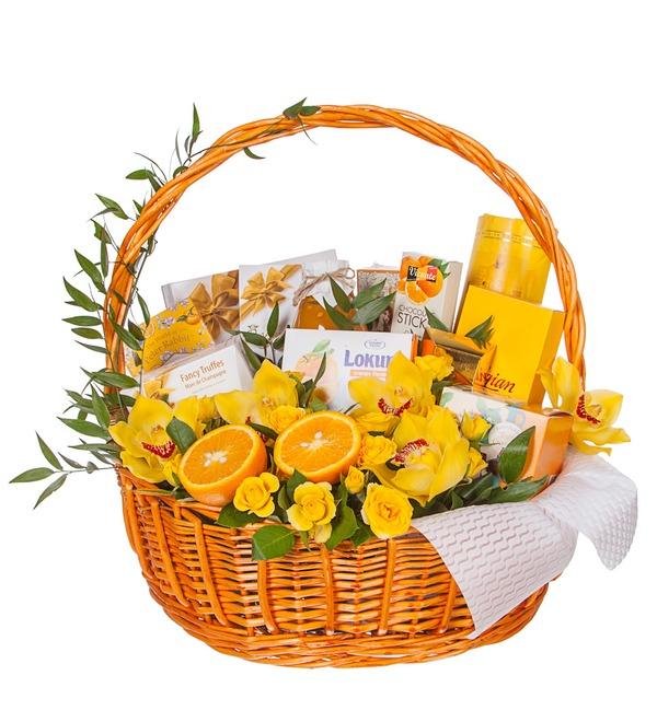 Gift basket Gold – photo #4