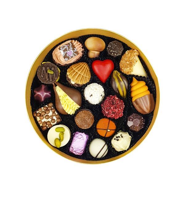 Конфеты ручной работы из бельгийского шоколада Изобилие – фото № 2