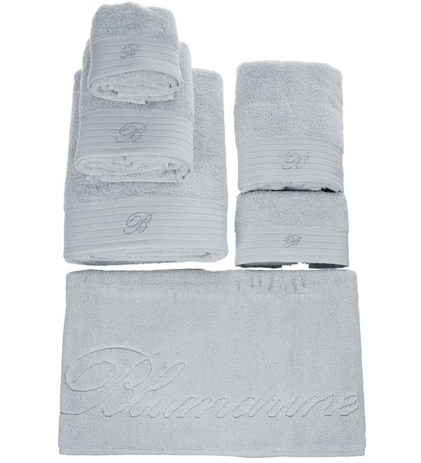 Gift set of 5 towels + bath mat Blumarine – photo #3