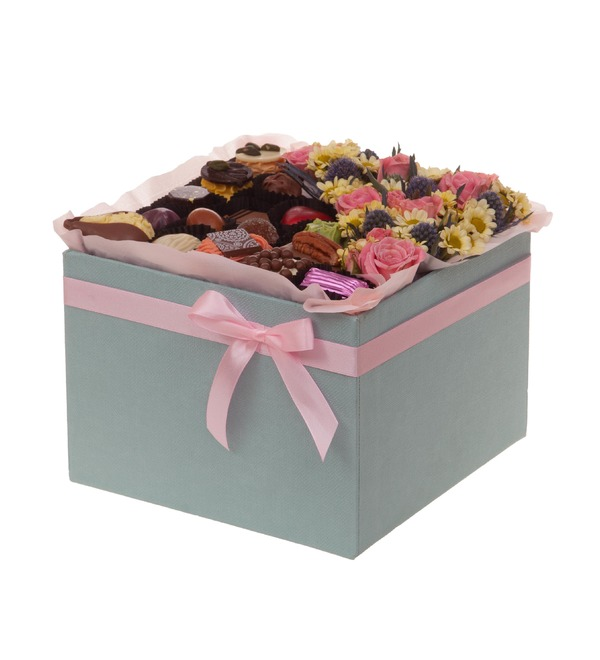 Подарочная коробка Сладкая жизнь – фото № 3