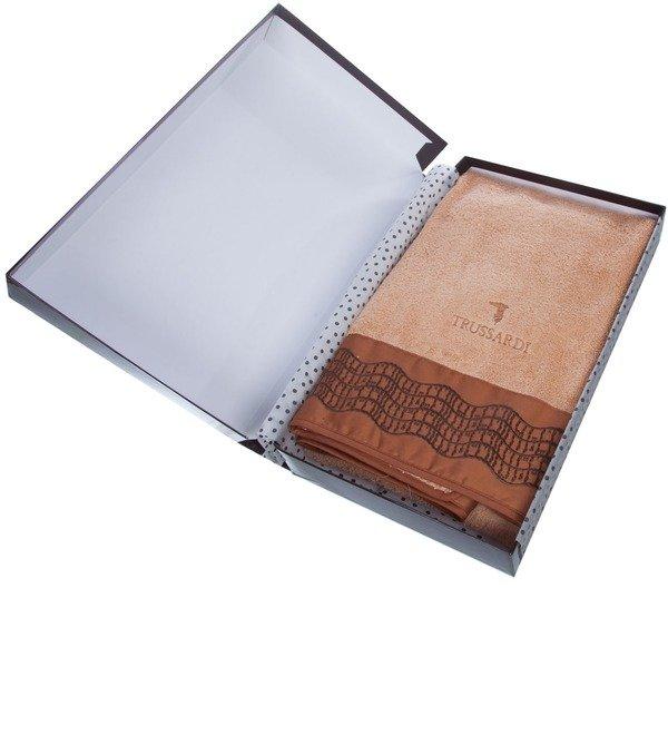Комплект из 2-х полотенец TRUSSARDI – фото № 3
