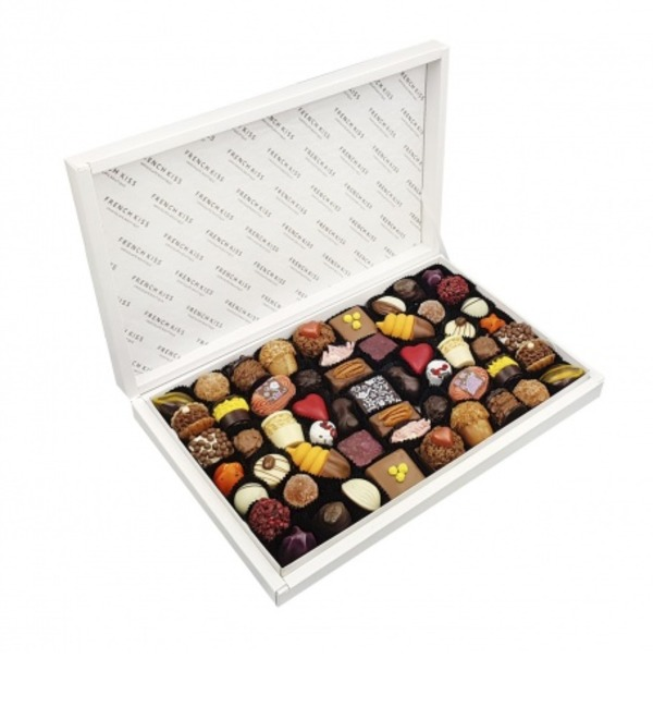 Конфеты ручной работы из бельгийского шоколада Женева – фото № 1