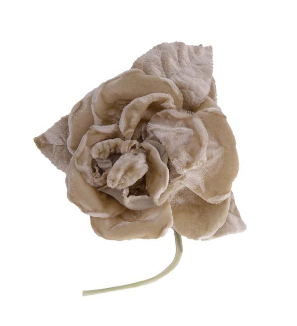 Брошь в виде цветка Blumarine – фото № 1