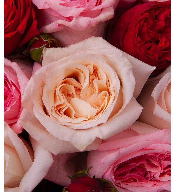 Bouquet-trio Rondo (15,25,35,51,75 or 101) – photo #3