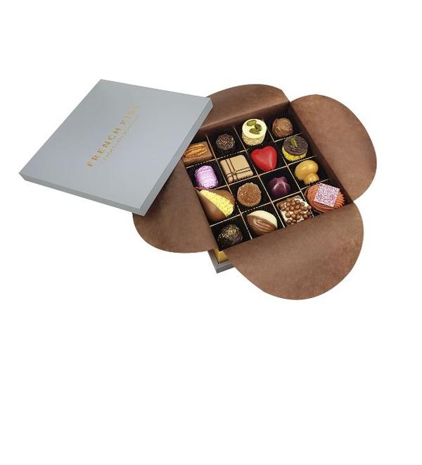 Конфеты ручной работы из бельгийского шоколада Париж – фото № 3