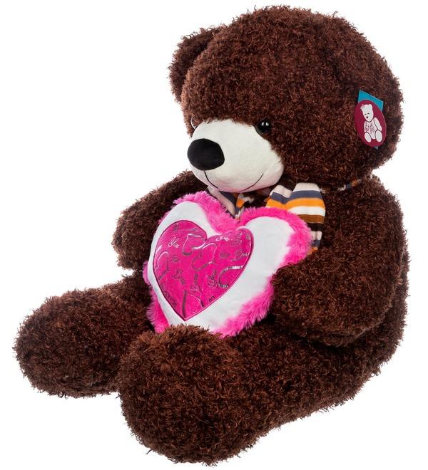 Мягкая игрушка Медведь Тимоша (60 см) – фото № 5
