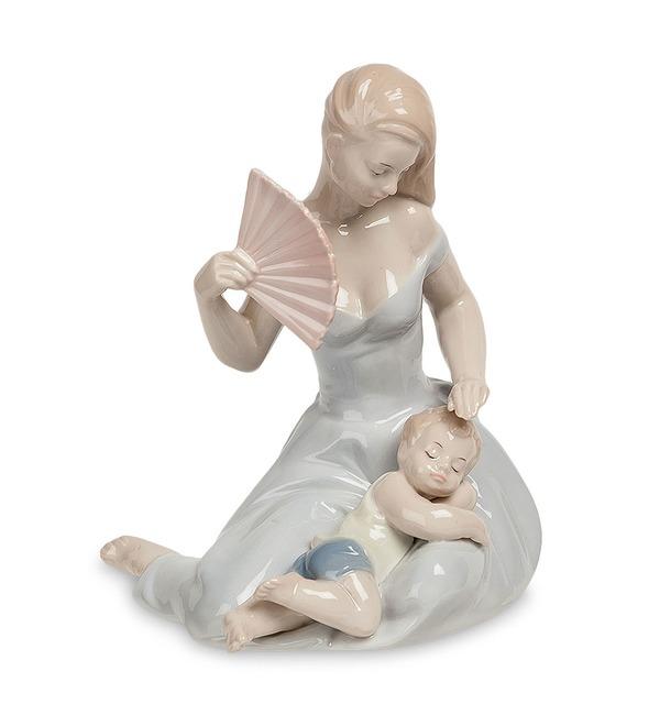 Статуэтка Девушка с ребенком (Pavone) – фото № 1
