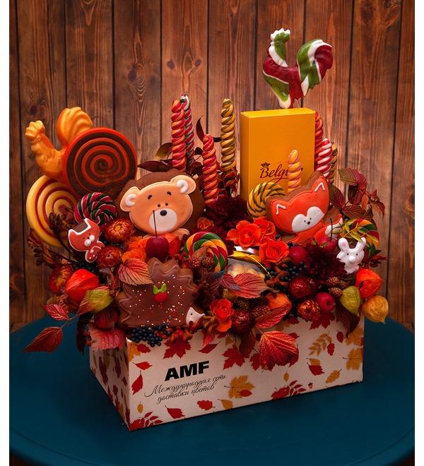 Подарочная коробка Сладкая осень – фото № 1