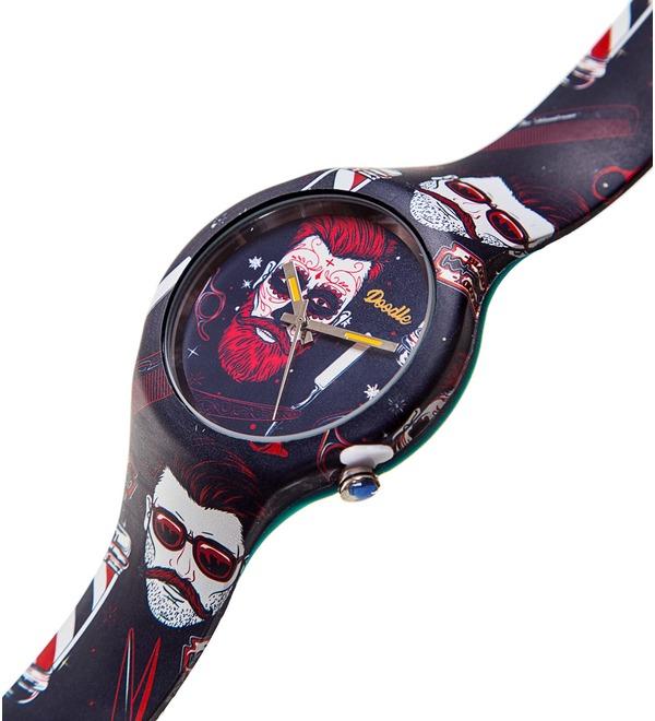 Часы Doodle Хипстер – фото № 3