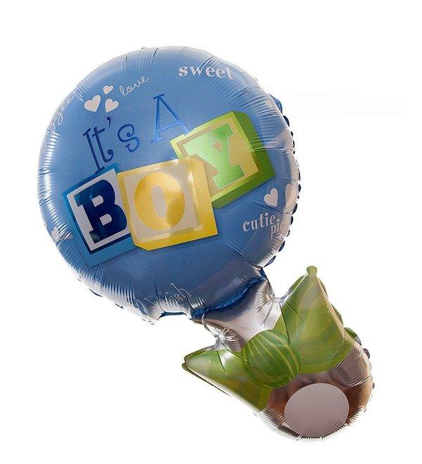 Balloon Its a Boy (81 cm) – photo #1