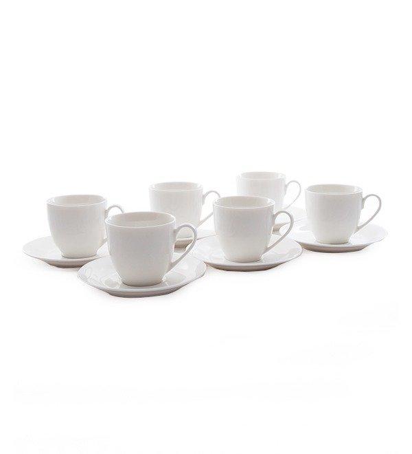Чайный набор на 6 персон Бисквит – фото № 2