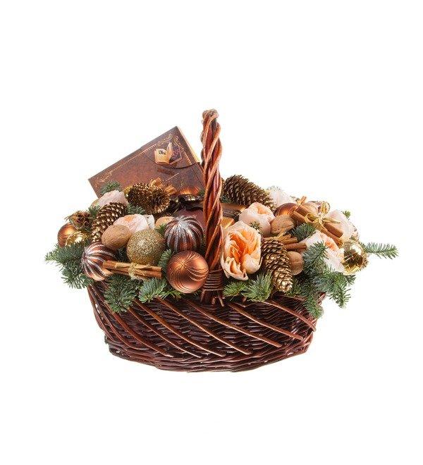 Gift basket Cinnamon and Chocolate – photo #5