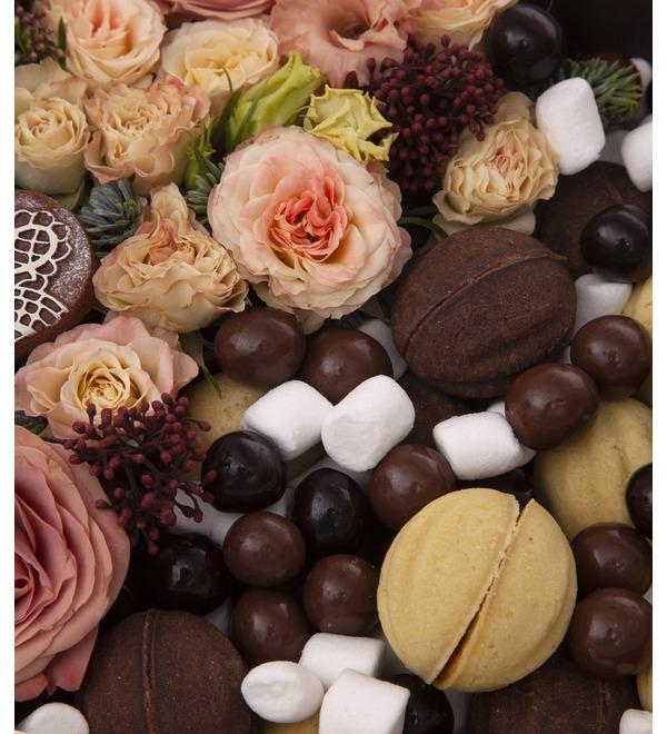 Подарочная коробка Шоколадный соблазн – фото № 2