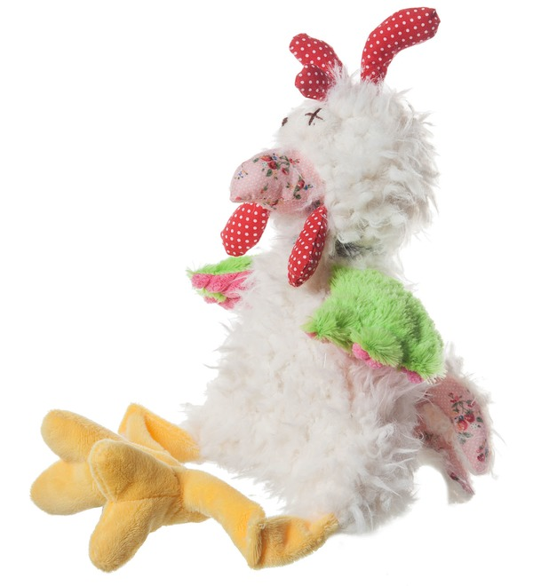 Stuffed toy Jonathan Rooster (24 cm) – photo #2