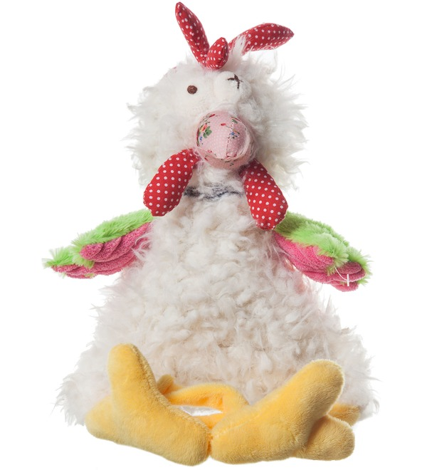Stuffed toy Jonathan Rooster (24 cm) – photo #1
