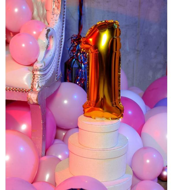 Оформление шарами Для принцессы! – фото № 3