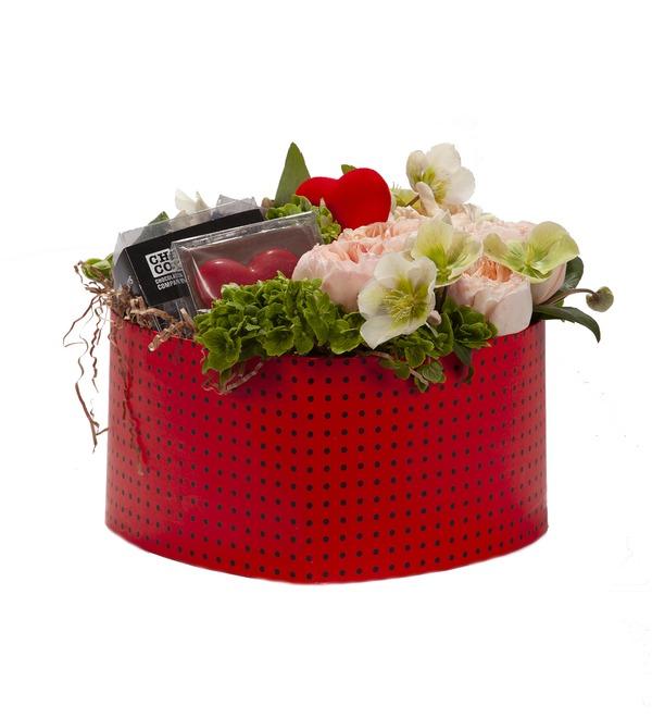 Подарочная коробка Дебюсси – фото № 4