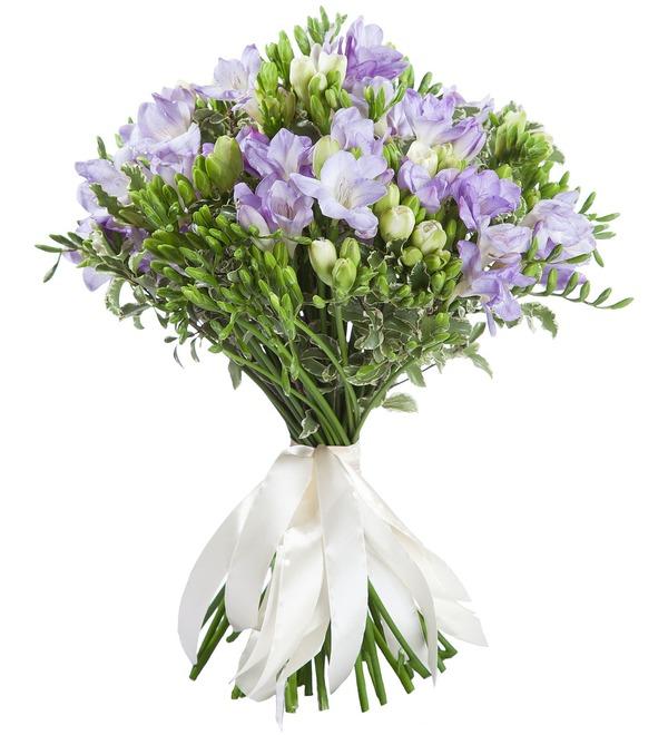 Bouquet of freesias – photo #2