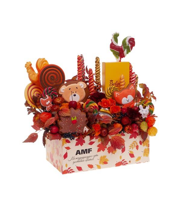 Подарочная коробка Сладкая осень – фото № 4