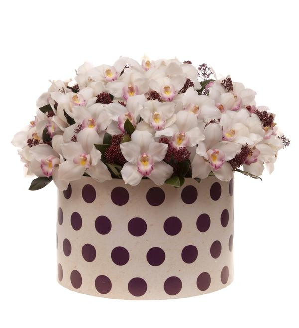 Композиция Экзотические орхидеи – фото № 4