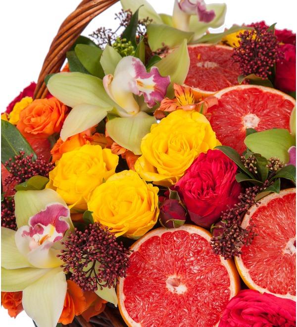 Composition Fruit platter – photo #2