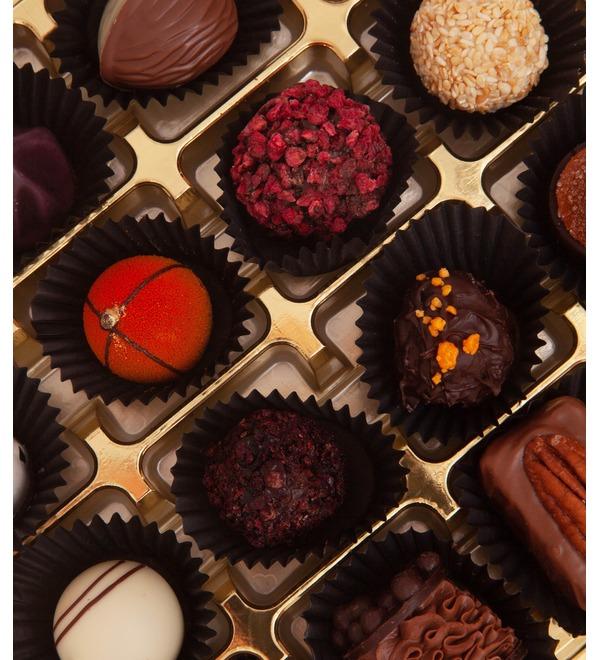 Конфеты ручной работы из бельгийского шоколада Сицилия – фото № 2
