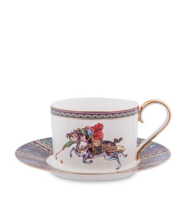 Чайный сервиз на 6 персон Восточное Поло (Pavone) – фото № 3