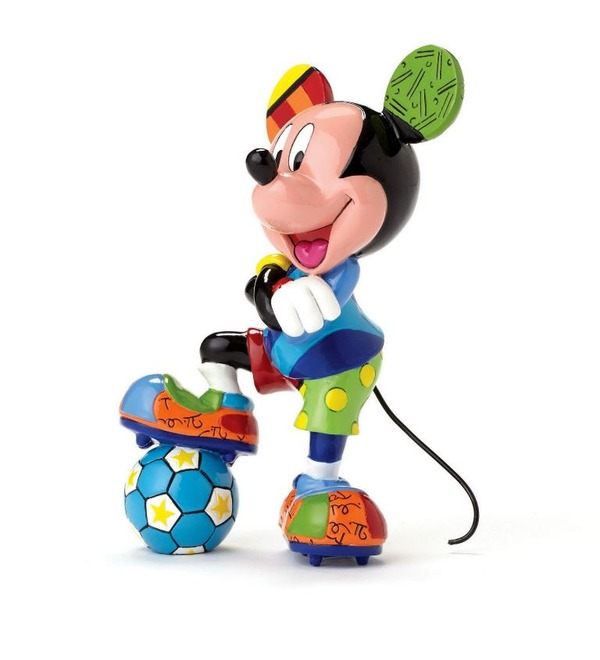 Фигурка Микки Маус футболист (Disney) – фото № 1