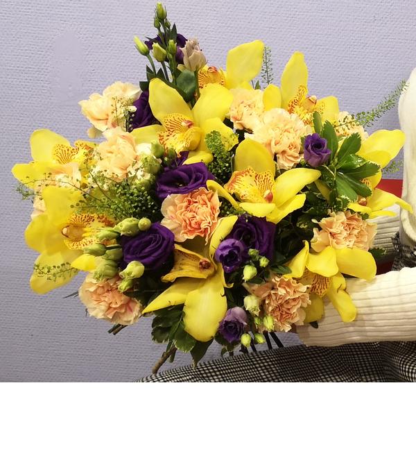Букет Сон принцессы KTBC14 SAN – фото № 1