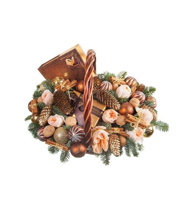 Gift basket Cinnamon and Chocolate – photo #4