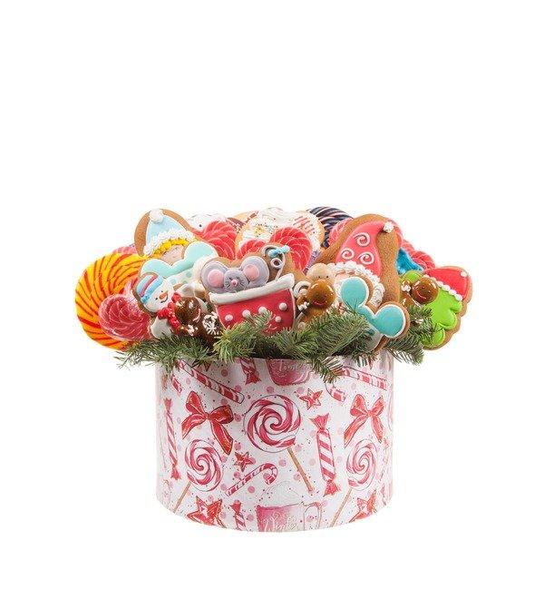 Подарочная коробка Запах пирожных – фото № 4