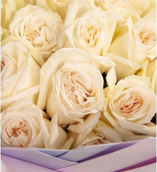 Bouquet-solo White OHara (15,25,51 or 75) – photo #2