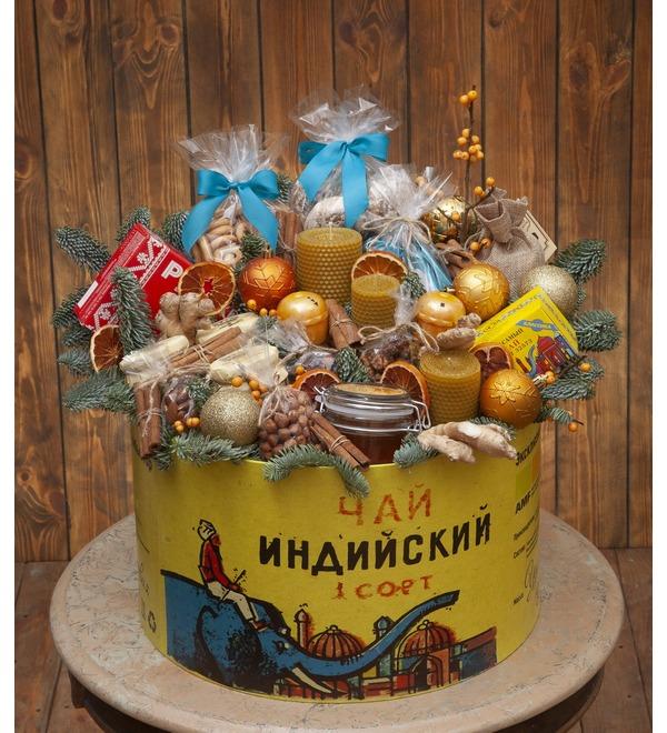 Подарочная коробка Тот самый чай – фото № 1