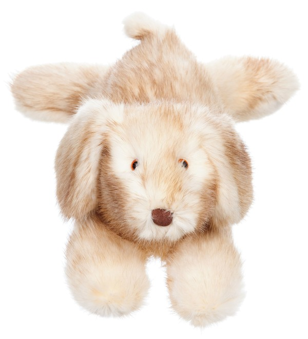 Toy of natural fur Dog – photo #1