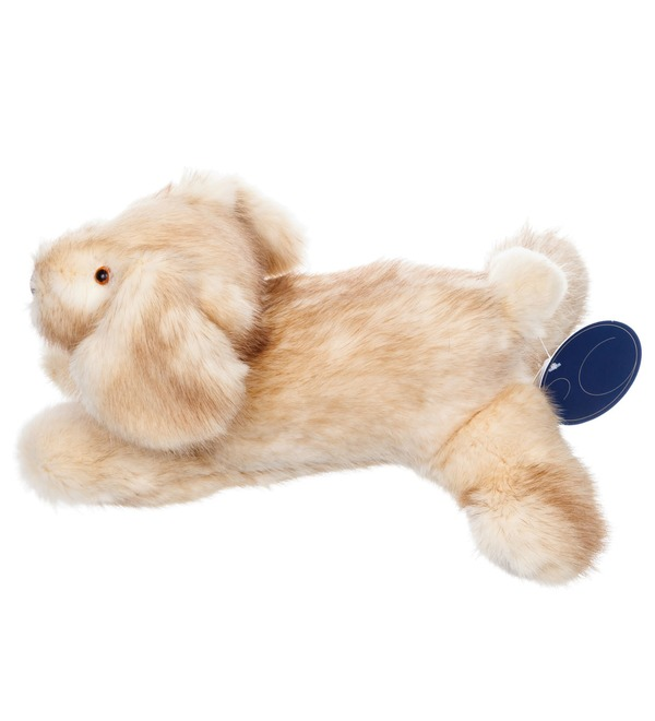 Toy of natural fur Dog – photo #4