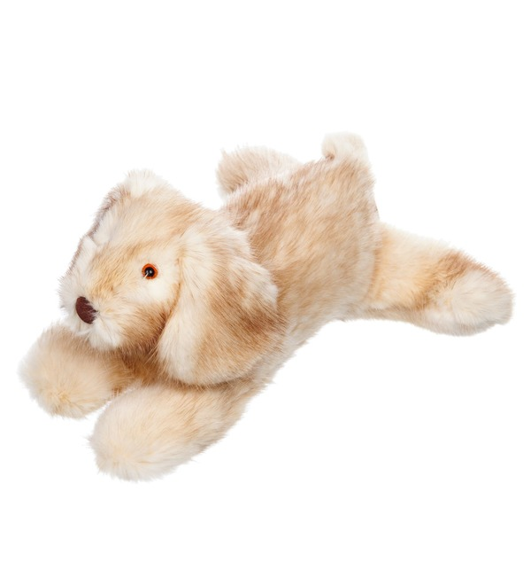 Toy of natural fur Dog – photo #2