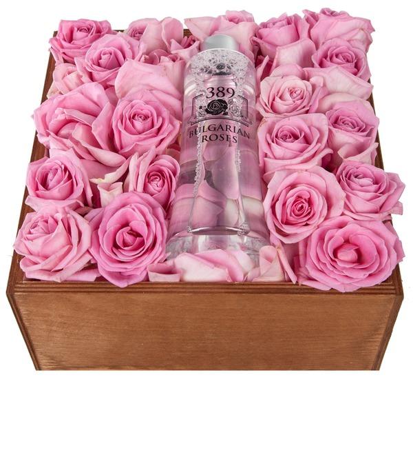 Подарочный набор Розовая вода – фото № 2