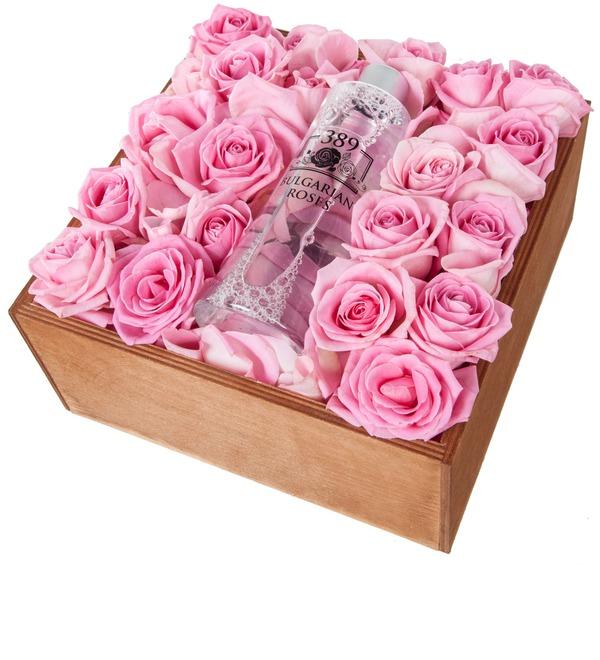 Подарочный набор Розовая вода – фото № 1