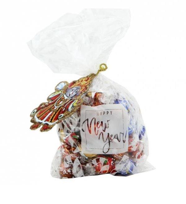 Мягкая игрушка с конфетами Крыска – фото № 2