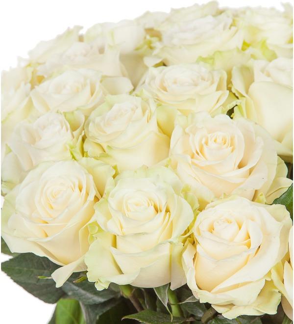 Bouquet of Ecuadorian Mondial Roses (25, 51, 75 or 101) – photo #3