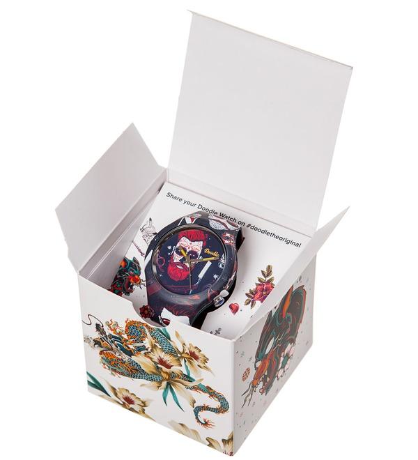 Часы Doodle Хипстер – фото № 5
