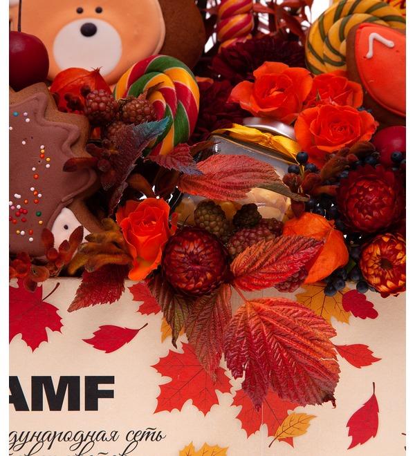 Подарочная коробка Сладкая осень – фото № 2