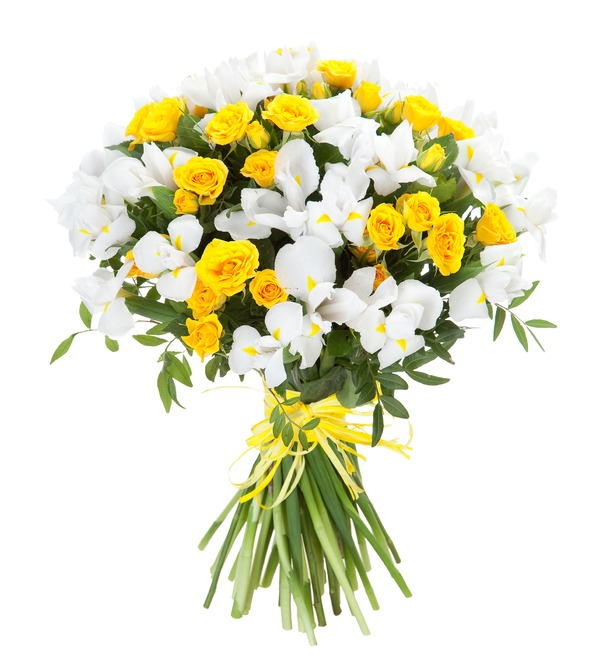 Bouquet Sunny morning – photo #1