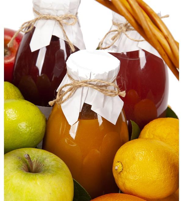 Подарочная корзина Нужные витамины – фото № 3