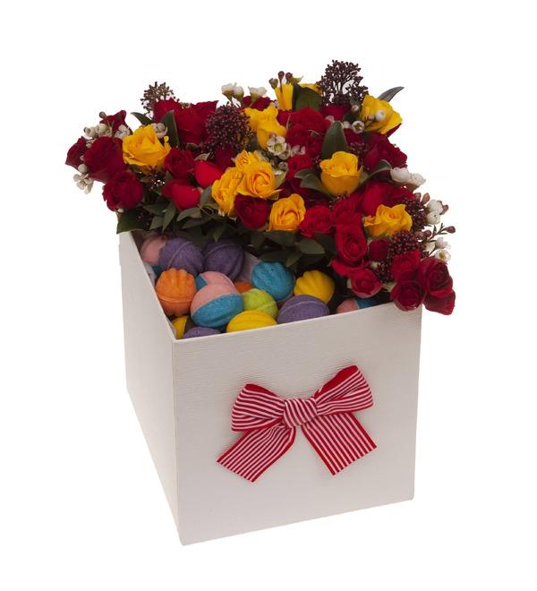 Подарочная коробка Сладкие мгновения – фото № 5