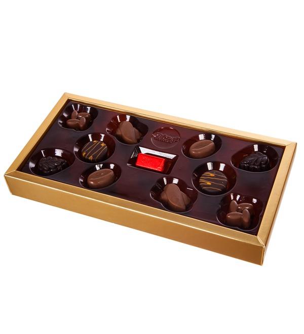 Набор шоколадных конфет Коробка желаний, 128 гр – фото № 3