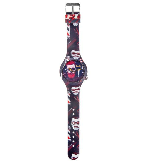 Часы Doodle Хипстер – фото № 2