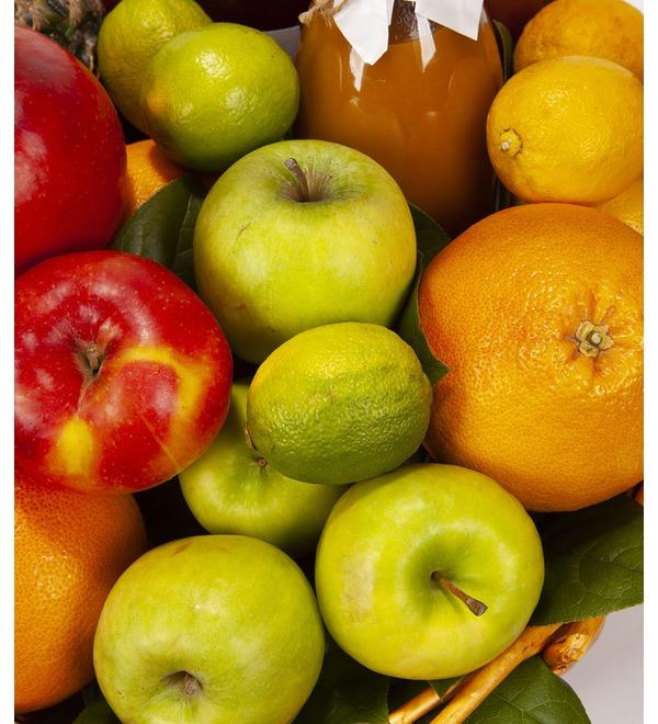 Подарочная корзина Нужные витамины – фото № 2